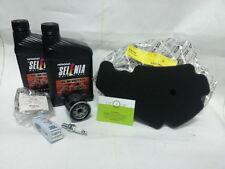 Kit tagliando Piaggio Beverly 250-300-filtro aria+filtro olio+olio+candela