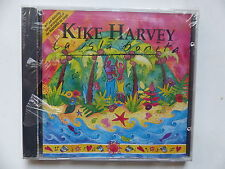 CD Album s/s KIKA HARVEY La isla bonita ( MADONNA ) tumi cd048