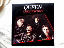 QUEEN~ GREATEST HIT'S~MEGA RARE~ MADE IN KOREA~WITH LYRIC SHEET~EMI ~ POP  LP