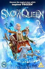 The Snow Queen DVD that inspired Disney Frozen Original New and Sealed UK R2