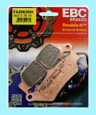 EBC FA209V Semi Sintered Rear Brake pads for Ducati Diavel      2011 to 2014