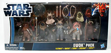 Star Wars Ewok Pack Flitchee, Nanta, Teebo, Kneesaa and Tippet