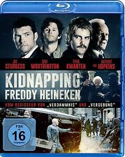 ANTHONY HOPKINS/ JIM STURGESS/+ - KIDNAPPING FREDDY HEINEKEN  BLU-RAY NEU