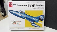 Grumman Navy F9F Panther Jet Plane AMT Plastic Model 1/48 Scale 813 Factory Seal