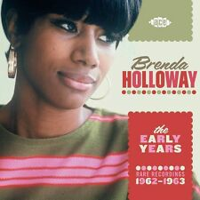 Brenda Holloway - The Early Years - Rare Recordings 1962-1963 (CDCHD 1241)