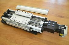 Parker 404XR Linear Ballscrew Actuator IMS MDrive17 Stepper - THK CNC DIY Z-Axis