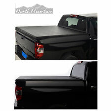 Soft Roll-Up Tonneau Cover Fit 94-03 S10/Sonoma 96-00 Hombre 6' Fleetside Bed