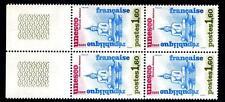 FRANCE - FRANCIA - 1981 - Servizio dell'UNESCO. Patrimonio Universale - fr. 1,60