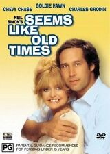 SEEMS LIKE OLD TIMES DVD R4 Chevy Chase / Goldie Hawn / Charles Grodin