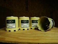 Lot of 4-  Motor Covers for White Mountain 6 QT Ice Cream Freezer!