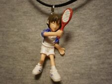 Prince Of Tennis Fuji Syusuke Figure Charm Necklace Collectible Jewelry