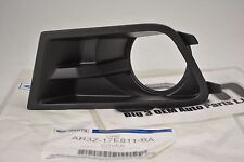 2010-2012 Ford Mustang Driver Side Fog Light Black Bezel new OEM AR3Z-17E811-BA