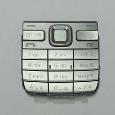 100% Genuine Nokia E52 Mobile Phone Keypad / Keyboard - Silver