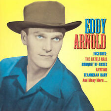 EDDY ARNOLD - Famous Country Music Makers (Best of/Greatest Hits) CD [B23]