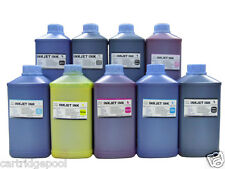 9 Quart pigment refill ink for Epson Stylus Photo Pro 3880 Wide-format printer