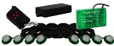Vision X HIL-STG Strobe and Rock LED Light Kit - Green