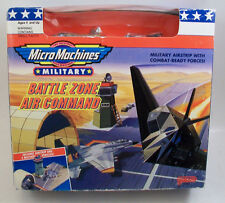 NEW Galoob Micro Machine MILITARY BATTLE ZONES AIR COMMAND *SEALED*