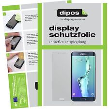 6x Samsung Galaxy S6 Edge+ Plus Display Pellicola Prottetiva Antiriflesso