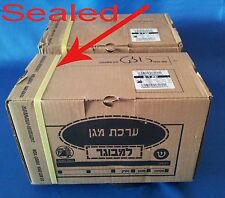 New Gas Mask in Box Sealed  Israeli IDF Civilian Adult  - Seald Filter & D Tube