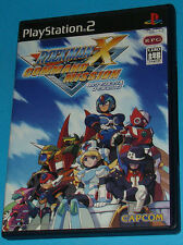Rockman X Command Mission - Sony Playstation 2 PS2 Japan - JAP