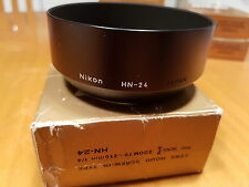 NIKON - ACCESSORI  ORIGINALE - PARALUCE LENS HOOD - HN - 24 - FOR 70-210mm  F/4