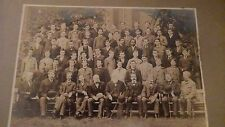 Very Rare Mounted City College of New York CCNY photo class 1894 Wurts Brothers