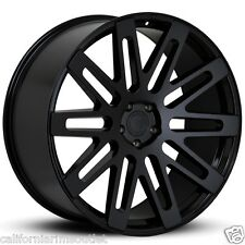 "24"" RF24 WHEELS RIMS FOR RANGE ROVER HSE SUPERCHARGED RANGE ROVER SPORT"
