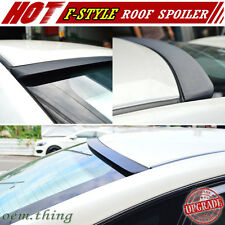 For Hyundai Genesis Coupe 2DR Rear Roof Spoiler Window 13-15 Unpaint F Style