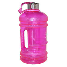 ENVIRO PRODUCTS BPA PINK Free Drink Big Bottle - 2.2L Plastic Water Bottle - GYM
