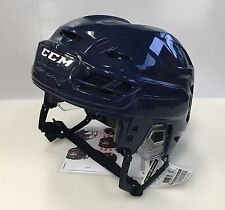 New CCM Resistance 100 NHL/AHL Pro Stock/Return medium M ice hockey helmet blue