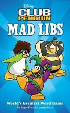 Disney Club Penguin Mad Libs by Price, Roger, Stern, Leonard