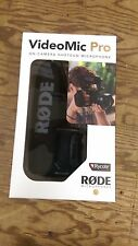 Rode Video Mic Pro *New Version* Make me an Offer