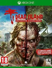 DEAD ISLAND DEFINITIVE COLLECTION JEU XBOX ONE NEUF