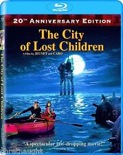 THE CITY OF LOST CHILDREN 20TH ANNIVERSARY BLU-RAY - RON PERLMAN