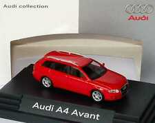 1:87 Audi A4 Avant B7 / 8E 2004 brillantrot rot red - Dealer-Edition - OEM - NIB