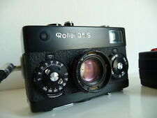 Rollei 35S 35mm Film Camera with flash