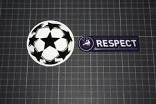 UEFA CHAMPIONS LEAGUE BADGES / PATCHES 2009-2011