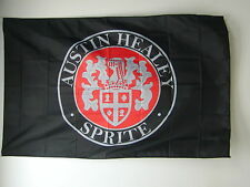 Austin Healey Sprite Racing Flag / Garage Banner, new