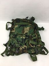 US Army MOLLE 2 Assault Pack Woodland Camo Military surplus USGI