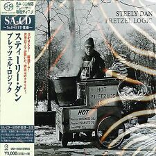 STEELY DAN - PRETZEL LOGIC - JAPAN SHM-SACD JEWEL CASE - UIGY-15004 CD