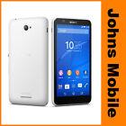 Brand New Sony Xperia E4 E2104 White Next G phone 2 year warranty + Unlocked