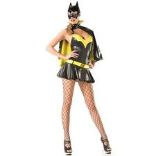 New Sexy Super Hero Batgirl Batwoman Halloween Costume Cosplay Bat Girl Outfit