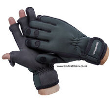 Snowbee Neoprene Gloves - 13122 -Large