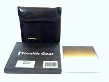 NEW Stealth Gear Gradual Brown Filter -  For Cokin P System - Free UK Postage