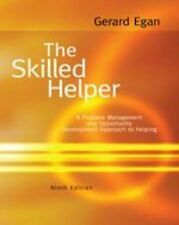 NEW The Skilled Helper: A Problem-management Opportunity Development Approach