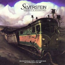 Stock photo  Arrivals & Departures by Silverstein (Band) CD, Jul-2007, Victory