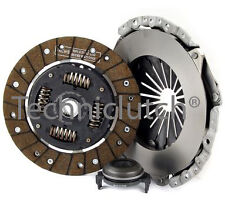 3 PIECE CLUTCH KIT FOR CITROEN SAXO 1.0 X 1.1 X,SX 1.4 VTS