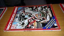 MOTOCICLISMO anno 1982 #  2-MORINI CAMEL 500-KAWASAKI SUZUKI YAMAHA TRE 550