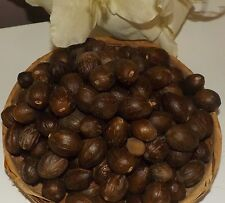 20 Noix de MUSCADE  epicerie qualité gastronomie NUTMEG MUSCAT MADAGASCAR