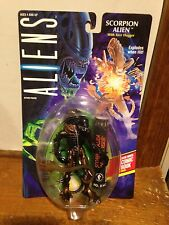 ALIENS SCORPION ALIEN Action Figure KENNER MOC